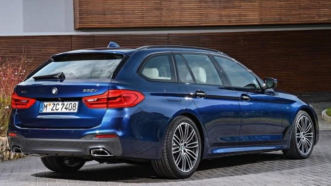 2018 BMW Serie 5 Touring