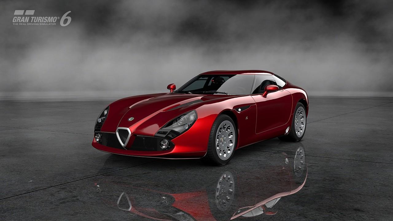 Alfa Romeo TZ3 Stradale - Gran Turismo