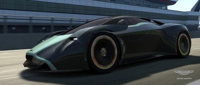Aston Martin DP100 Vision Gran Turismo