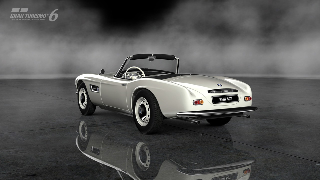 BMW 507 - Gran Turismo