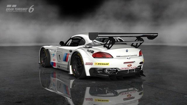 BMW Z4 GT3 Gran Turismo 6