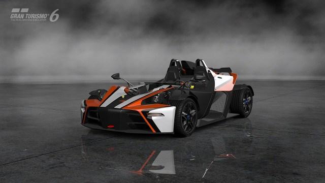 KTM X-BOW R Gran Turismo