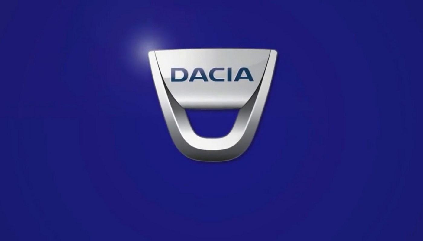 Logo Dacia 1600x900