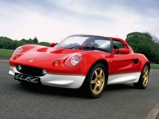 Lotus Elise 49 1996