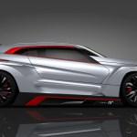 Mitsubishi Concept XR-PHEV EVOLUTION Vision Gran Turismo '14