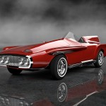 Plymouth XNR Ghia Roadster