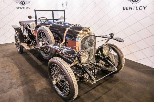 Bentley 3 Litre Le Mans