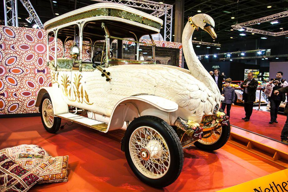 Brook SWAN CAR 25/30-HP