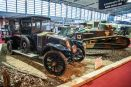 Renault taxi - WWI commemoration stand - Retromobile 2014