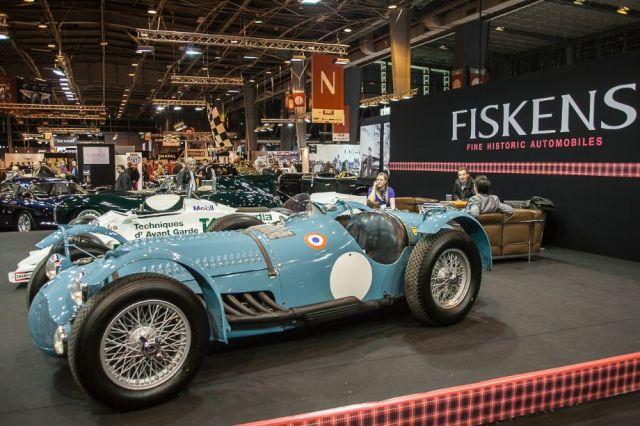 Talbot-Lago T26 GS - Fiskens