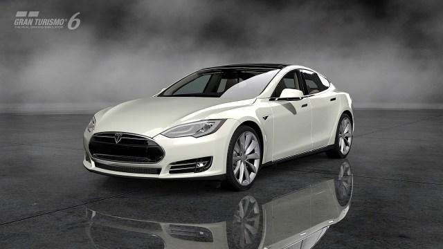 Tesla Motors Model S Signature Performance