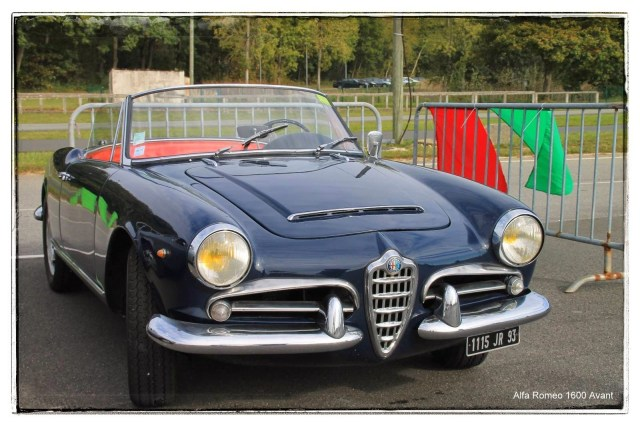 italian meeting - Alfa Romeo 1600