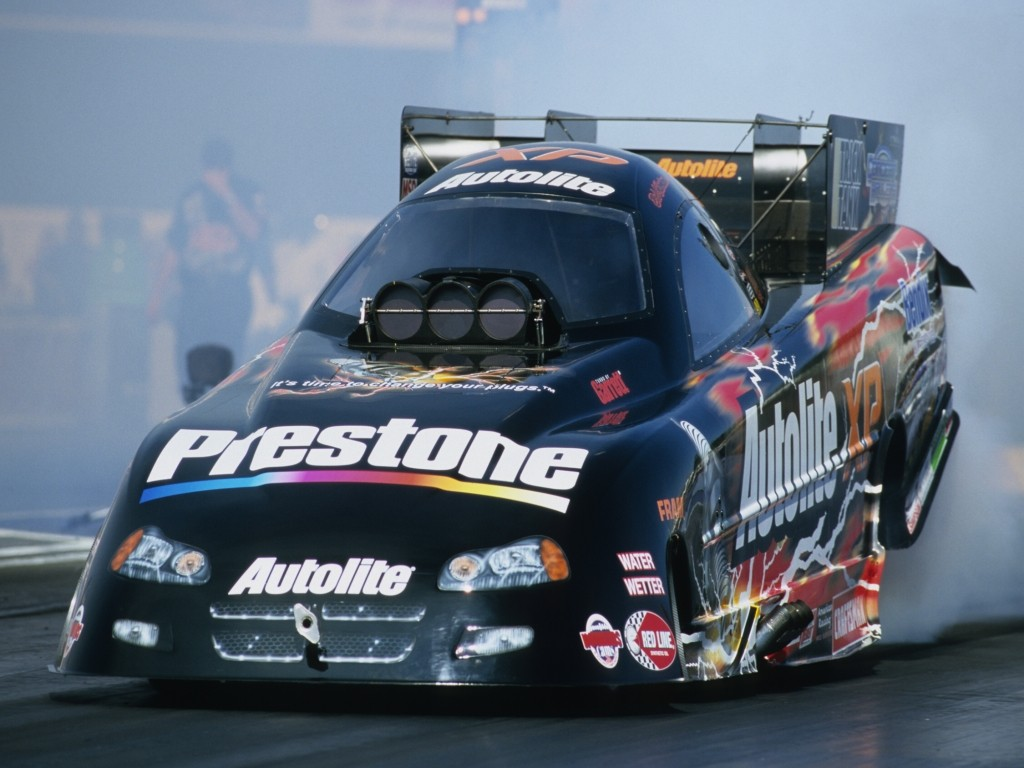 Dragster - FUNNY CAR - Bob Gilbertson