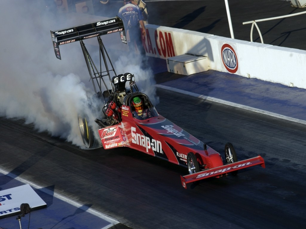Dragster - TOP FUEL - Doug Herbert