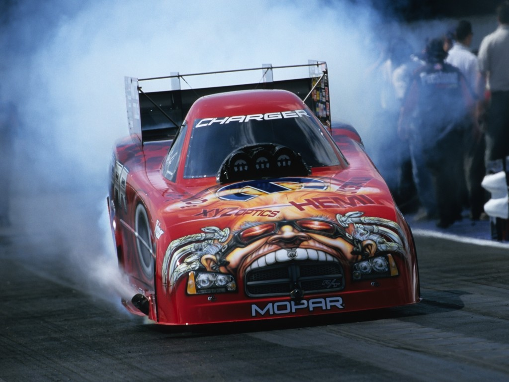 Dragster - FUNNY CAR - Gary Scelzi