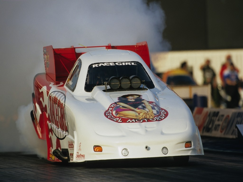 Dragster- FUNNY CAR - Jake Wyatt