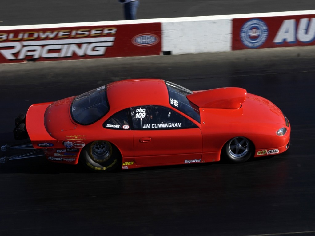 Dragster - PRO STOCK - Jim Cunningham