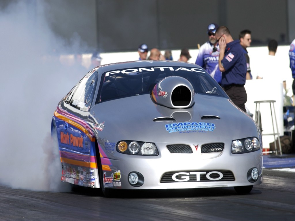 Dragster - PRO STOCK - Mark Pawuk