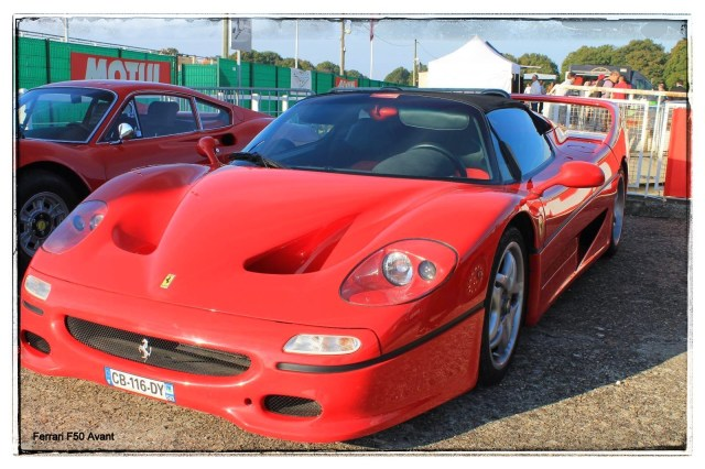 italian meeting - Ferrari F50