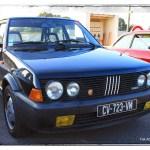 italian meeting - Fiat Abarth Ritmo 130 TC