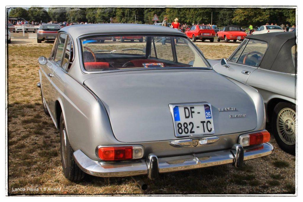 italian meeting - Lancia Flavia 1.8