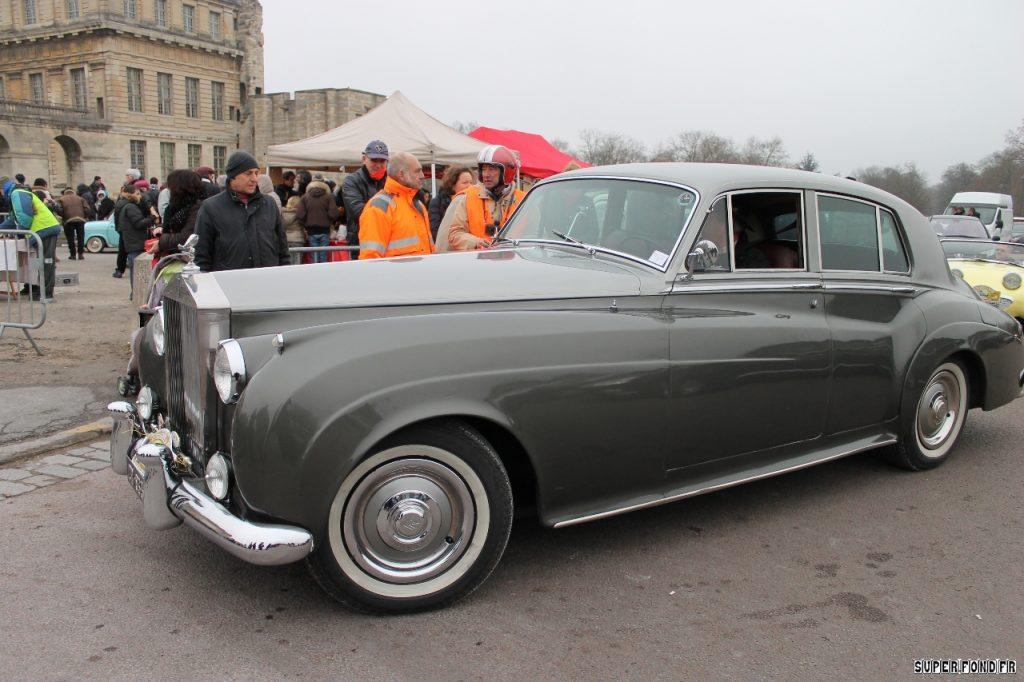 Traversee de Paris 2014 - Rolls-Royce