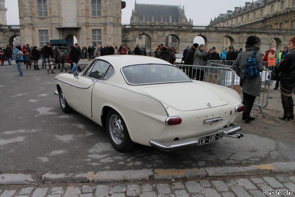 Traversee de Paris 2014 - Volvo