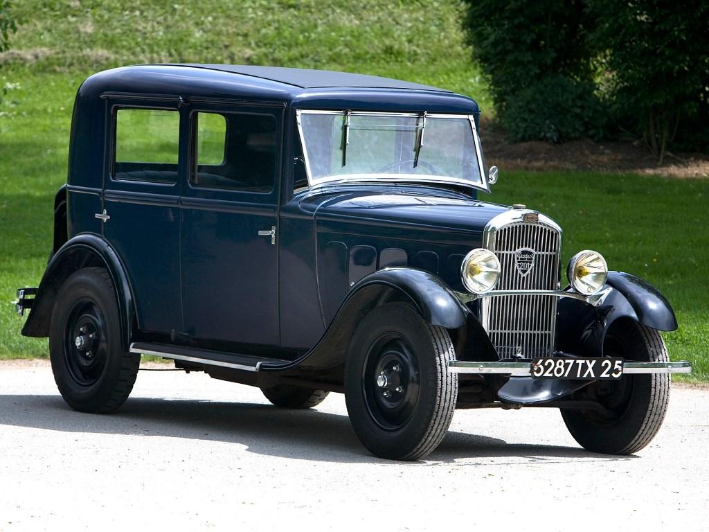 1929 Peugeot 201