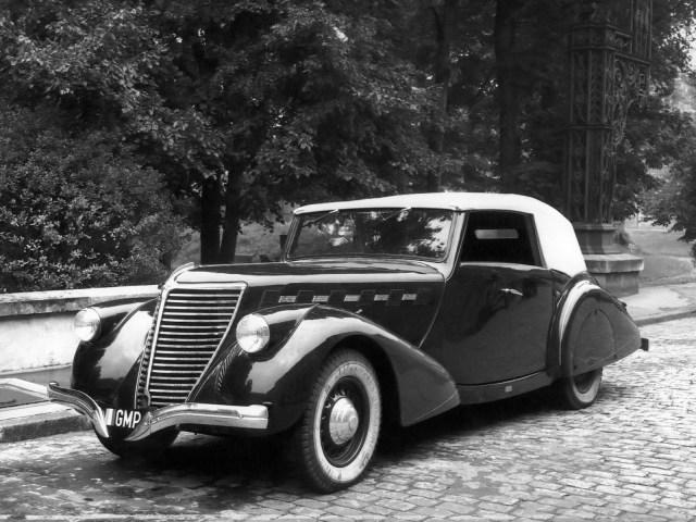 1938 Renault Suprastella Cabriolet