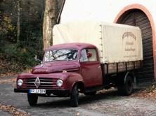 1954 Borgward B 1500 Pritsche