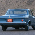 1962 Plymouth Savoy 2 Portes Sedan