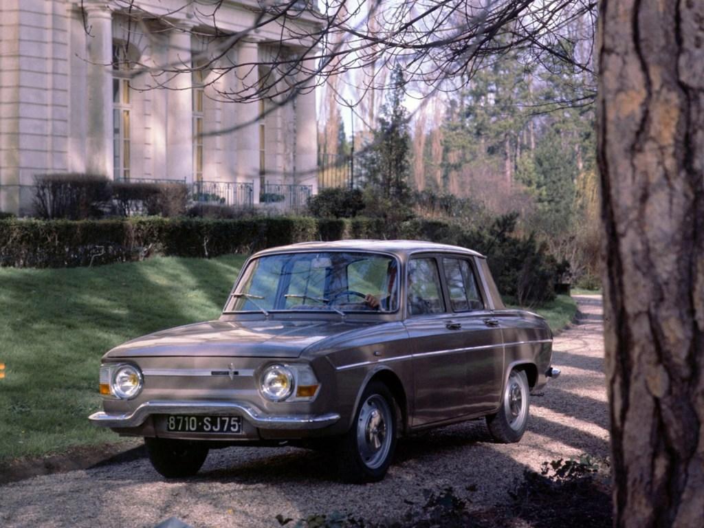 1962 Renault R10