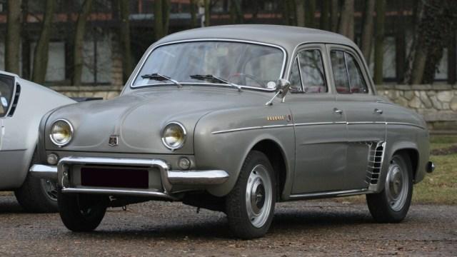 Renault Ondine - voiture de 1962