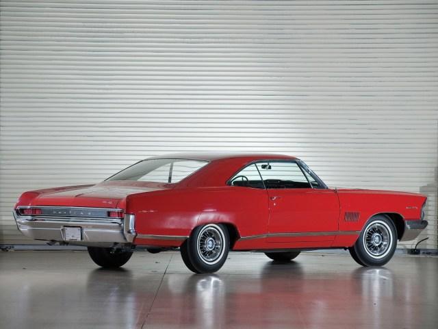 1965 Pontiac Catalina 2+2 Hardtop Coupe