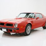 1972 Pontiac Firebird Trans Am Super Duty