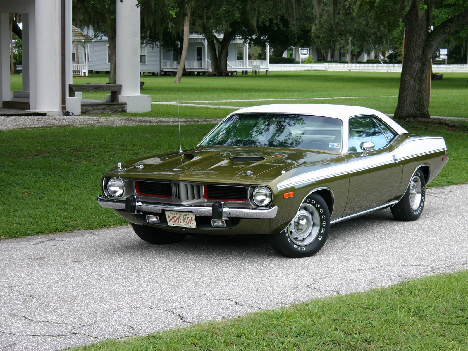 "1974 Plymouth Barracuda ""Cuda"""