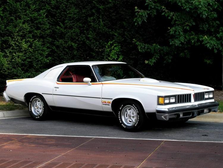 1977 Pontiac Can-AM