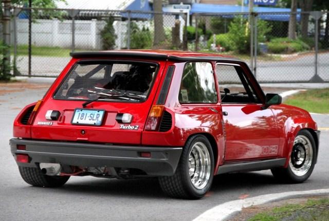 Renault 5 Turbo 2 1984