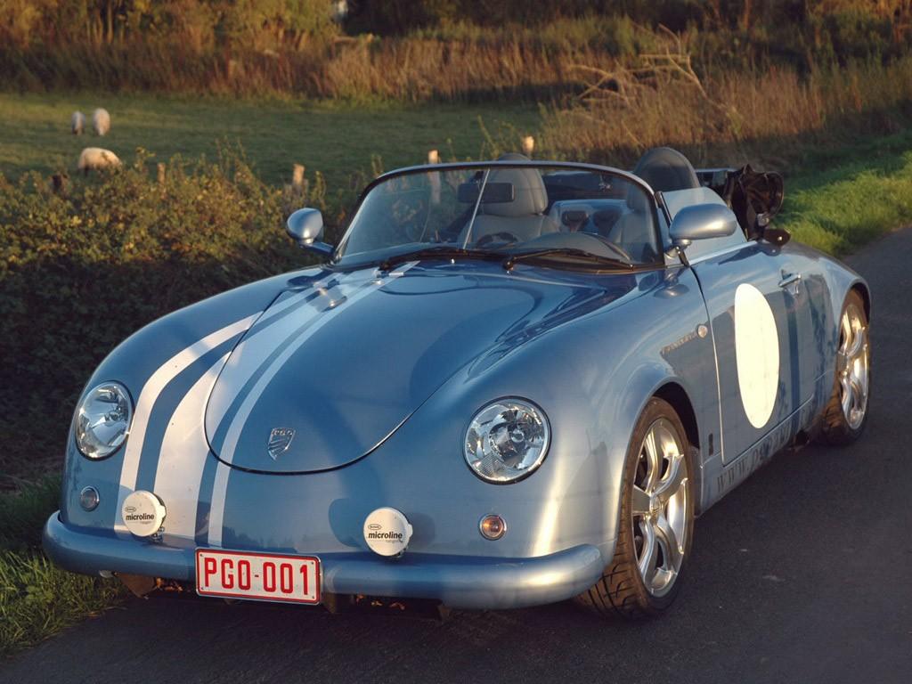 2000 PGO Speedster II