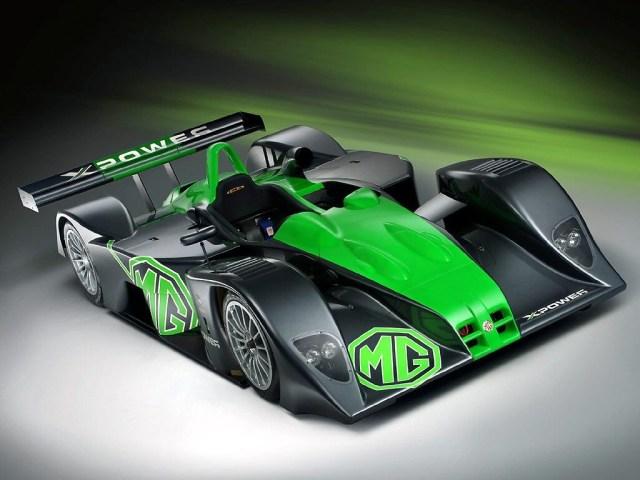 2001 MG Lola EX257