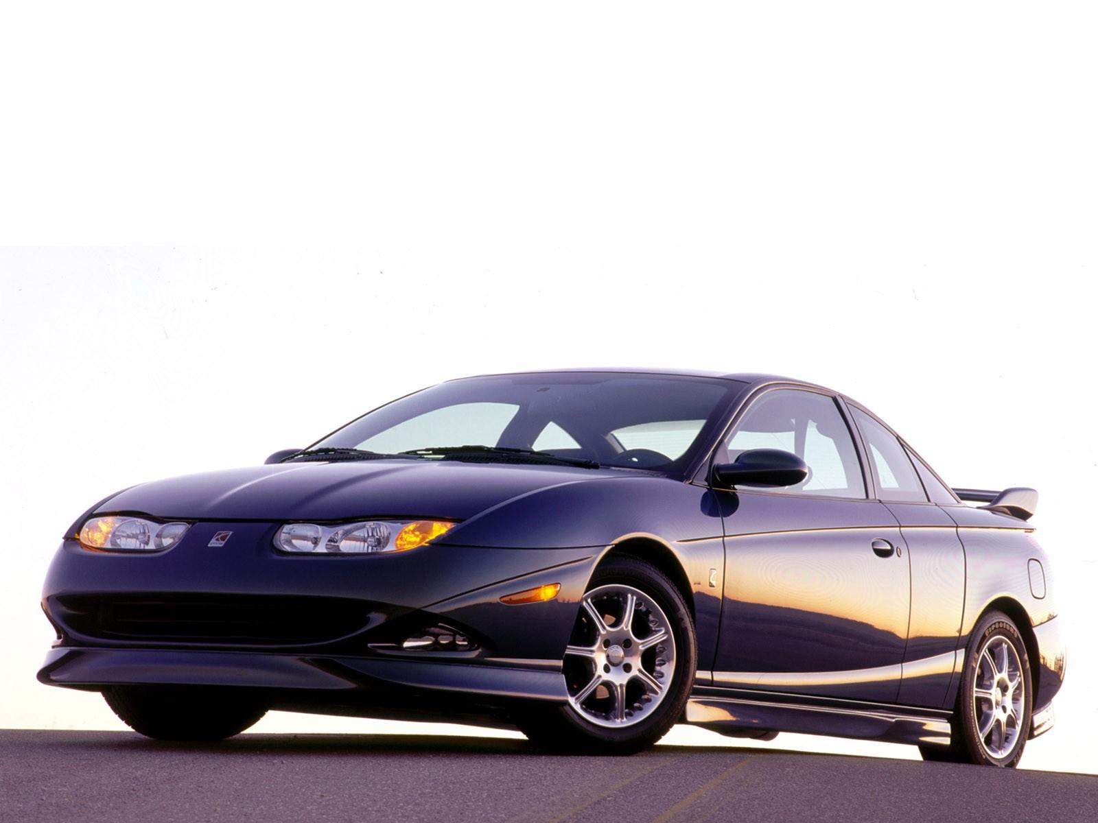 2001 Saturn SC2 Concept