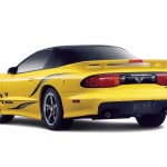 2002 Pontiac Firebird Trans-Am Collector Edition