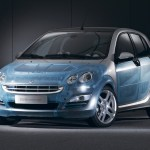 2005 Smart Forfour Style
