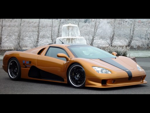 Shelby Super Cars (SSC) Aero SC8T 2006