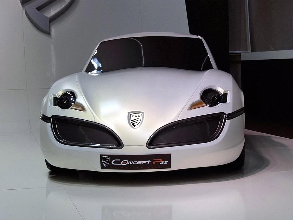 2007 PGO Concept P22