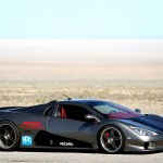 2007 Shelby Super Cars (SSC) Ultimate Aero TT