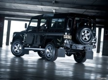 2008 Land Rover Defender 110 SVX