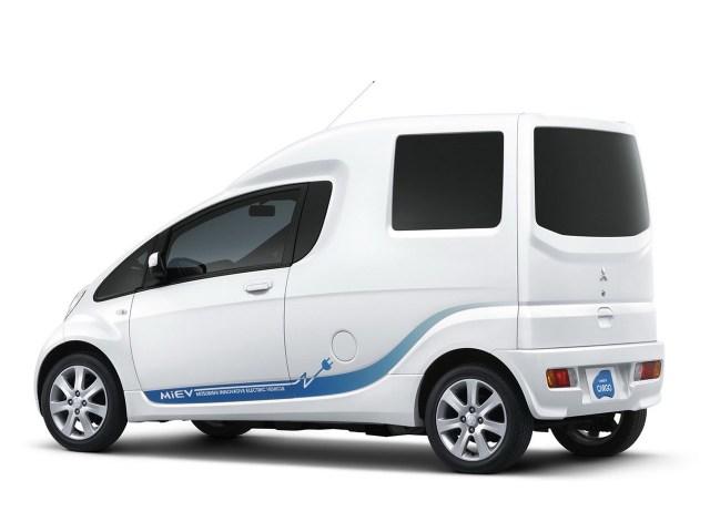 2009 Mitsubishi Imiev Cargo