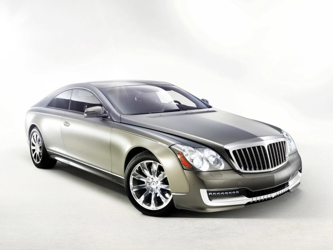 2010 Maybach Xenatec Coupe