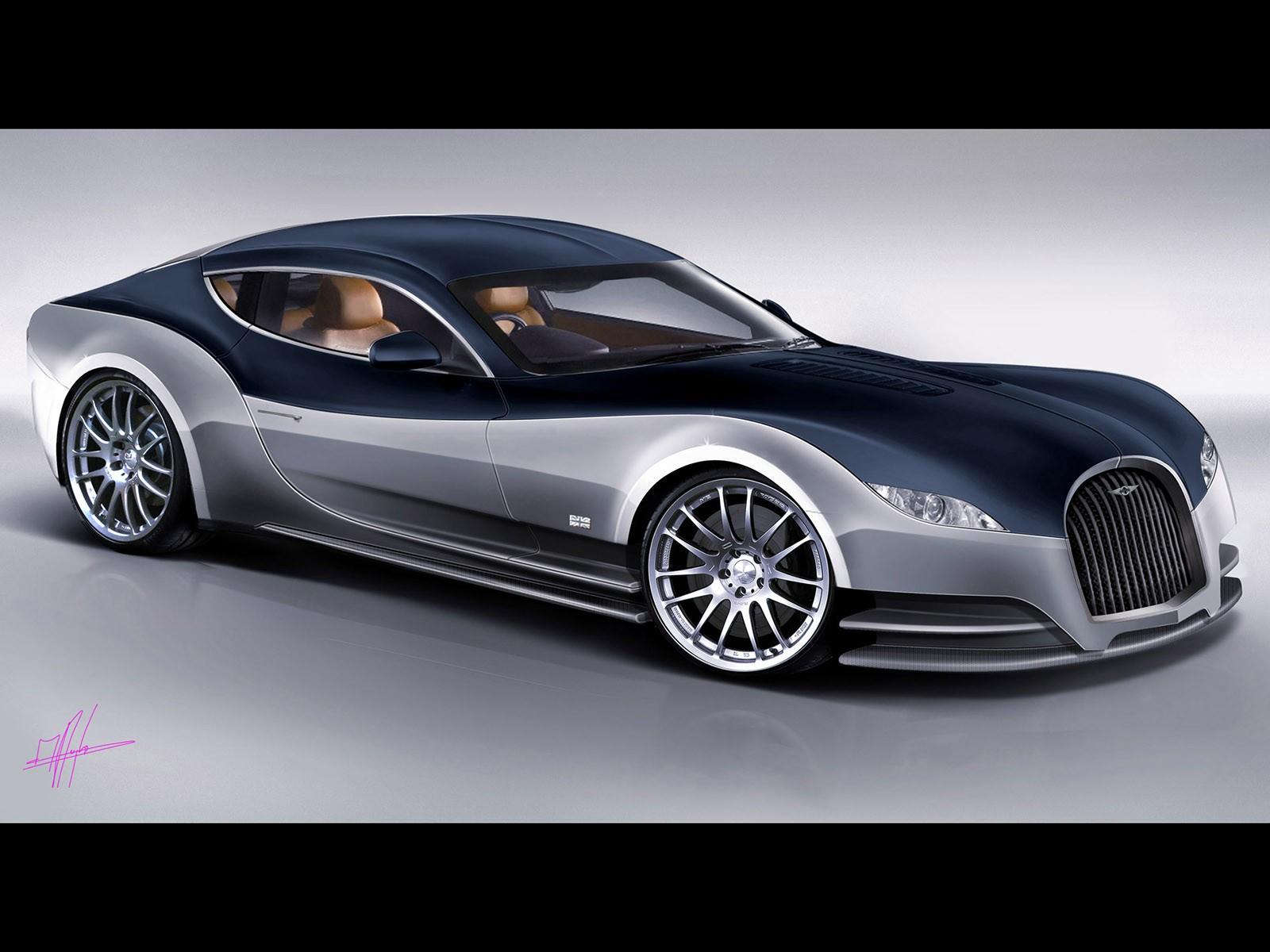 Morgan EvaGT Concept (2010)